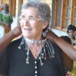 Irma festeggia al Kituo il cinquantesimo di matrimonio