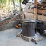 Miuji: vecchia cucina