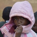 Bambini della missione di Mbuga