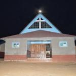 Chiesa della missione di Mbuga