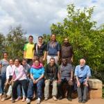 Foto di gruppo a Lumuma