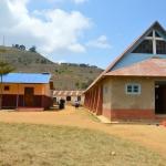 Chiesa e convento di Mbuga
