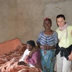 Visita in una casa di Mbuga