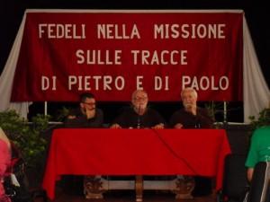 Fra Luca, Fra Francesco e Fra Flavio