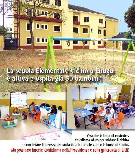 Scuola elementare di Enugu