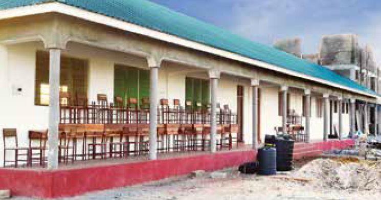 Scuola di Mivumoni (Tanzania)